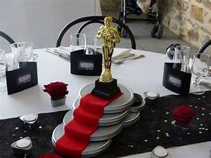 Decoration anniversaire theme cinema sedgucom for Awesome decoration pour jardin exterieur 2 deco entree eglise mariage
