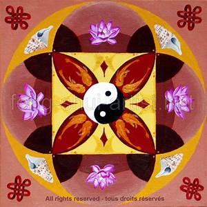 Was Bedeutet Zen : feng shui bild mandala zen spiritualit t wissen feng shui artist ~ Frokenaadalensverden.com Haus und Dekorationen
