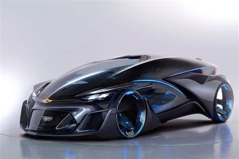outta  dreams    futuristic chevy fnr