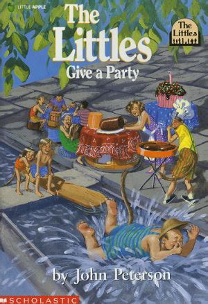 littles give  party  john peterson fictiondb