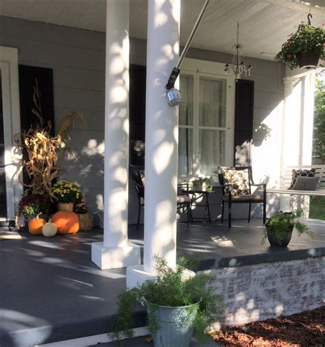 How To Replace Front Porch Columns by How To Remove And Replace A Porch Column Base In 10 Easy