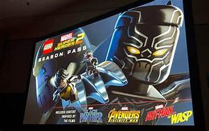 NYCC LEGO Marvel 2 Season Pass Announced Character