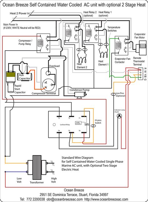 Air Conditioner Wiring Diagram Pdf Stream