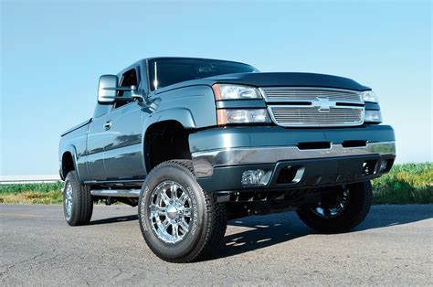 2005 Chevy Trucks by 2005 Chevrolet Silverado 2500hd Blue Streak Photo
