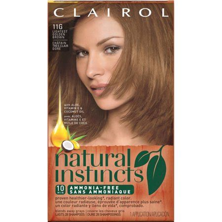 instincts hair color reviews clairol instincts semi permanent hair color