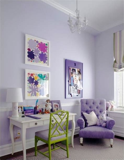 Bedroom Decorating Ideas For Purple Rooms by 25 Best Ideas About Purple Office On Bedroom
