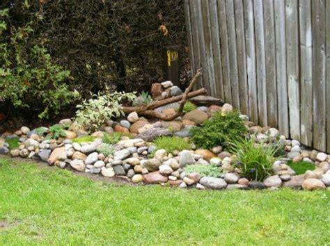 Stein Deko Für Garten by 53 Erstaunliche Bilder Gartengestaltung Mit Steinen