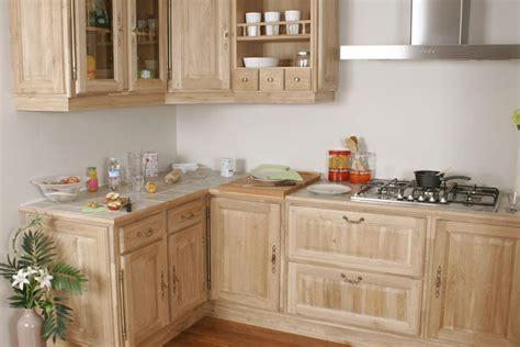 atelier du menuisier cuisine cuisine équipée rustique modèle traditionnel nature brut