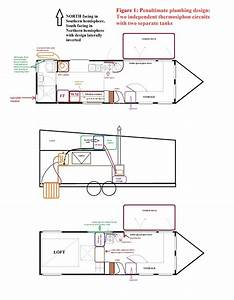 Diagram Of Tiny House