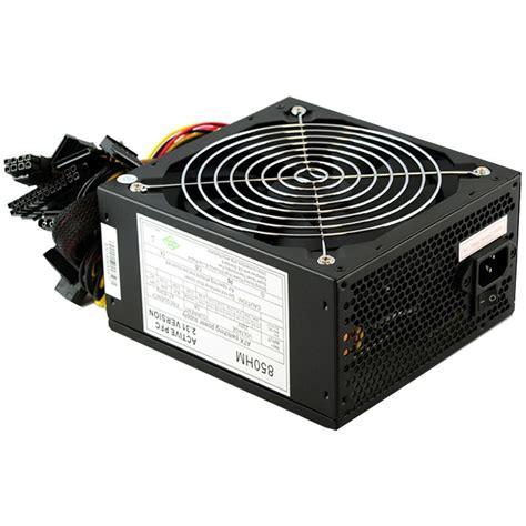 850 Watt Rhombutech HM850 NonModular  Netzteile ab 800W