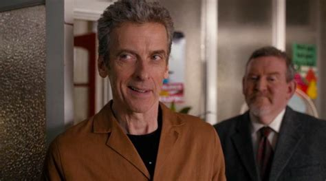 Doctor Who Actor To Reprise Role In Class  The Doctor Who