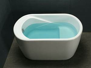Vente De Baignoire En Ligne : baignoire sabot piccola 1 place de 181l acrylique renforc ~ Edinachiropracticcenter.com Idées de Décoration