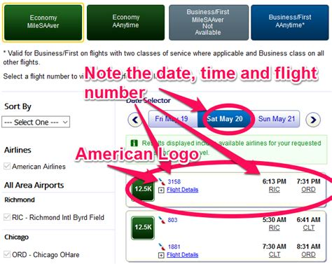 How To Book American Airlines Flights With British Airways ...