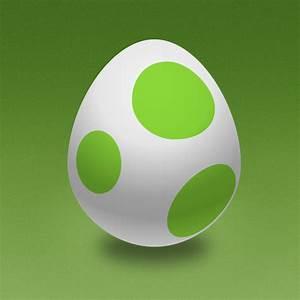 Yoshi Egg by marc2o by marc2o on DeviantArt