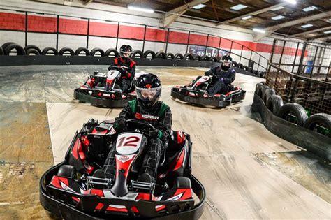Indoor Go Karting Gift Experience In London