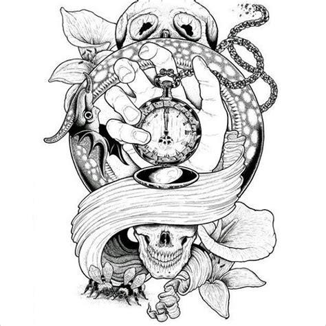 cool tattoo drawings  premium templates