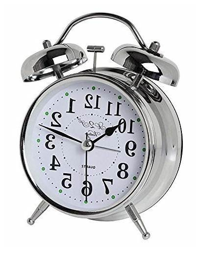 Alarm Clock Bell Twin Analog Battery A2s