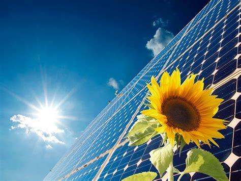 Солнечная энергия . преимущества