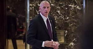 Longtime Trump Bodyguard Keith Schiller Reportedly Being ...