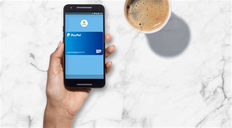 paypal mobile pay paypal teams up with android pay for mobile payments