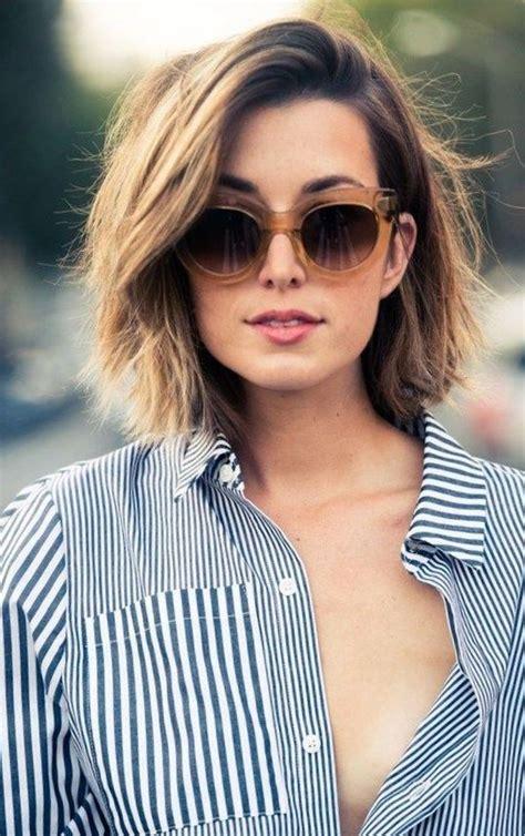 cute haircuts for fall 2018