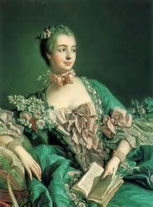 Madame De Pompadour Rococo