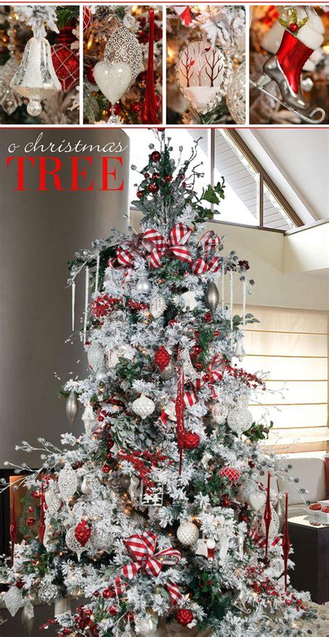 create  stunning christmas tree melrose