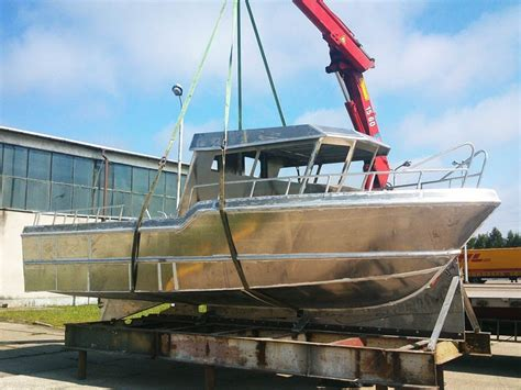 Aluminum Boats Poland by Aluminium Boat Builders Poland