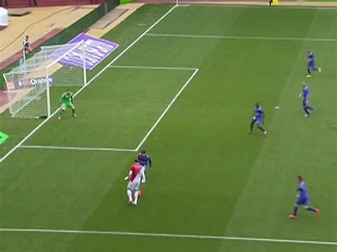 Dimitar Berbatov Chip Goal For Monaco [video] Business