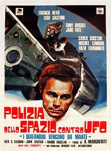 Movie posters from War of the Planets - Antonio Margheriti ...
