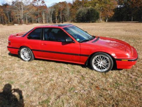 Buy Used 1990 Honda Prelude Si 4ws 5spd Incredible