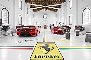 Musée Ferrari Modene : museo ferrari ~ Medecine-chirurgie-esthetiques.com Avis de Voitures