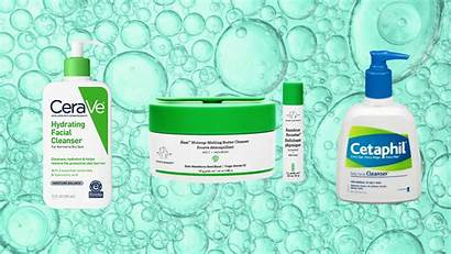Skin Dry Facial Cleansers Face Allure Cleanser