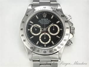 Uhr Rolex Herren : rolex uhr daytona stahl chronograph automatik herren ~ Kayakingforconservation.com Haus und Dekorationen
