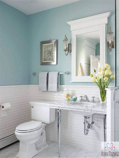 bathroom color ideas 10 affordable colors for small bathrooms decoration y