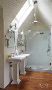 bathroom lighting ideas ceiling attic bathroom ideas cottage bathroom atlanta homes lifestyles