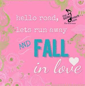 Fall Inspirational Running Quotes
