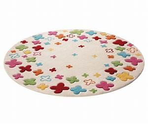 tapis rond enfant With tapis chambre bébé avec livraison de fleurs international pas cher