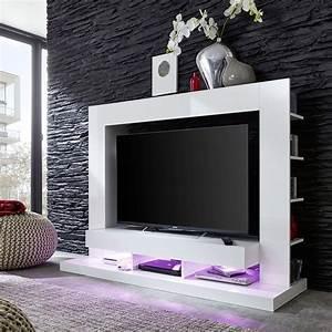 Tv Wand Modern : tv w nde online kaufen m bel suchmaschine ~ Michelbontemps.com Haus und Dekorationen