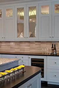 Multi-Functional Transitional Hinsdale Kitchen by Drury Design