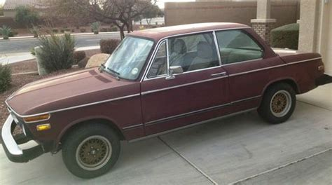 Purchase Used 1974 Bmw 2002 Series For Sale