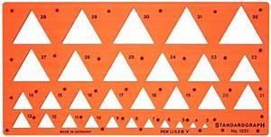 Metric Triangle Triangles Triangular Symbols Shapes