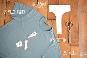 Comment Faire Un Sac : comment faire un sac avec un t shirt et des ciseaux thepopcase ~ Melissatoandfro.com Idées de Décoration