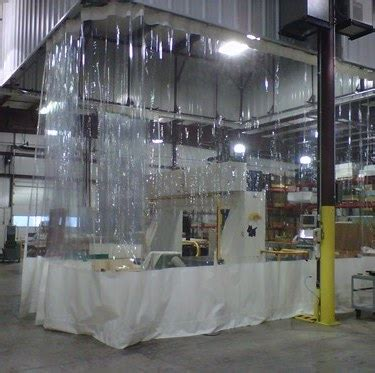 industrial curtains divider curtains warehouse curtains