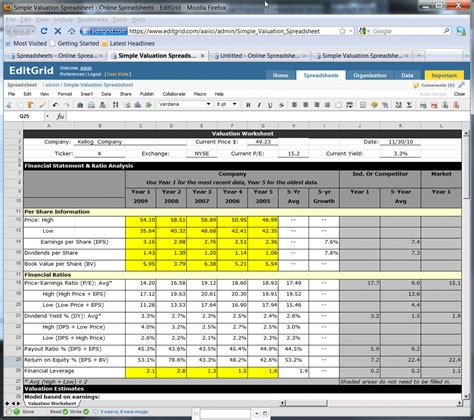 Permalink to Free Cost Benefit Analysis Template Excel