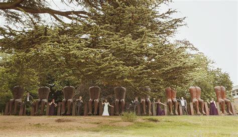 sculpture park weddings wedding