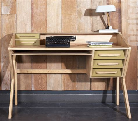 monsieur bureau tips voor een home office in de woonkamer