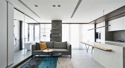 minimal tiny apartment designs  bugs home