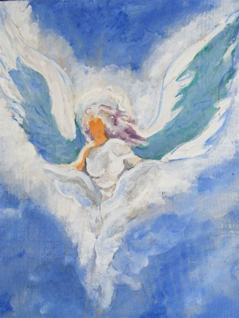 Pin by Ράνια Κάλφα on Vitrales | Angel painting, Art, Painting