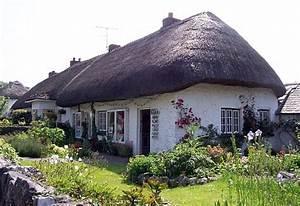 photo adare maison au toit de chaume vue 5 With maison toit de chaume